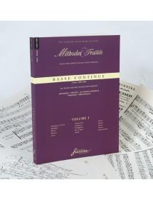 Continuo bass - Vol 1...