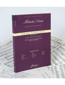 Continuo bass - Vol 3...