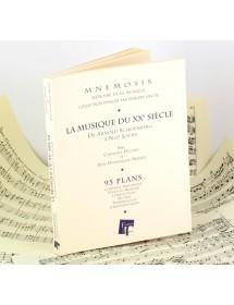 Livre La musique du XXe...