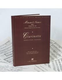 Clarinet - France 1600-1800