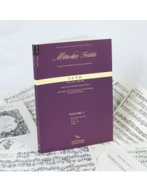 Lute - Vol 1 France 1600-1800