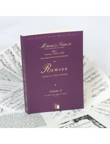 Rameau JP - Vol 2 France...