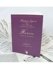 Rameau JP - Vol 3 France...