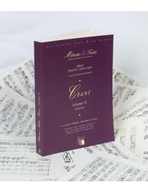 Chant - Vol 6 France...