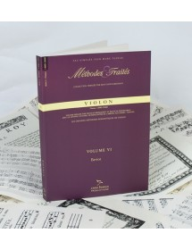 Violin Bériot - Vol 6...