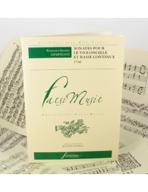 Geminiani F.S. Sonatas for...
