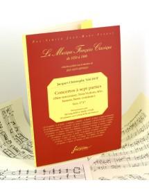 Naudot J.C. Six concertos à...