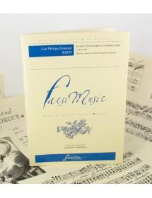 Bach C.P.E Short easy...