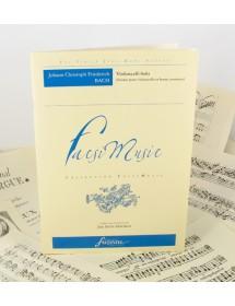 Bach J.C.F Sonata for cello...