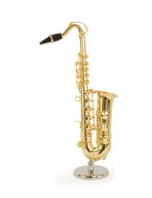 Saxophone ténor miniature :...