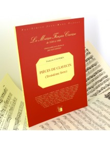 Couperin F. Third book of...