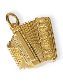Bijou pendentif accordéon...