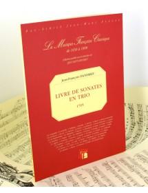 Dandrieu J.F. Book of trio...