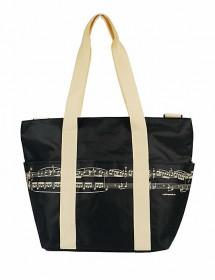 Bag line of notes - Black...