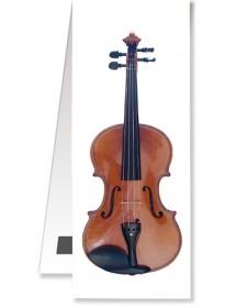 Magnetic Bookmarks - Violin...
