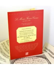 Devienne F. Sonata in four...