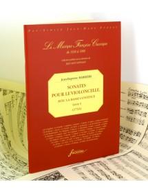 Barrière J.B. Sonatas for...
