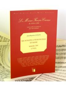 Janson J.B. Six sonatas for...