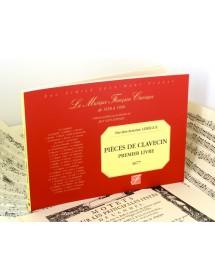 Lebègue N.A. Harpsichord...
