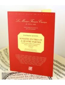 Quentin J.B. Sonates en...