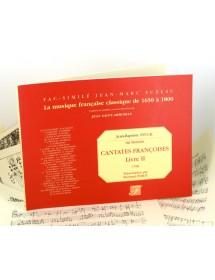 Stuck J.B. French cantatas...