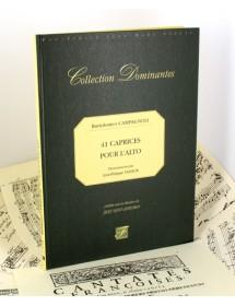 Campagnoli B. 41 caprices...
