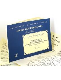 Eckard J.G. Six sonatas...