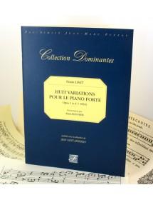 Liszt F. Huit variations...