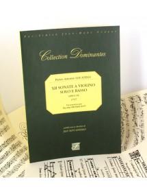 Locatelli P.A. XII sonatas...