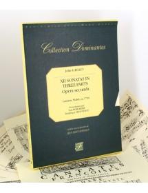 Loeillet J. XII Sonatas in...